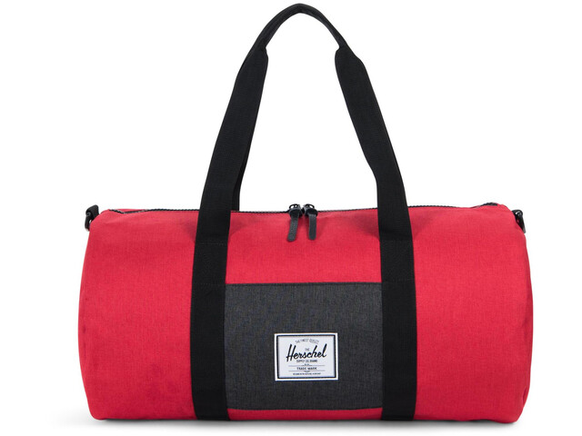 Herschel Sutton Mid-Volume Reisbagage rood/zwart